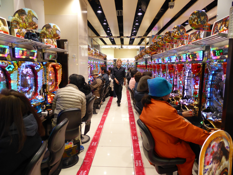 Is Gambling Illegal In Japan